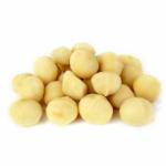 macadamia cruda