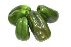 pimiento verde gordo